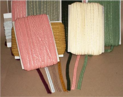 Pasamanería para tapicería, tapizar